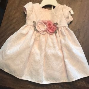 Pastourelle by Pippa and Julie Pink Infant dress